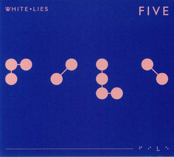 WHITE LIES - FIVE...CD