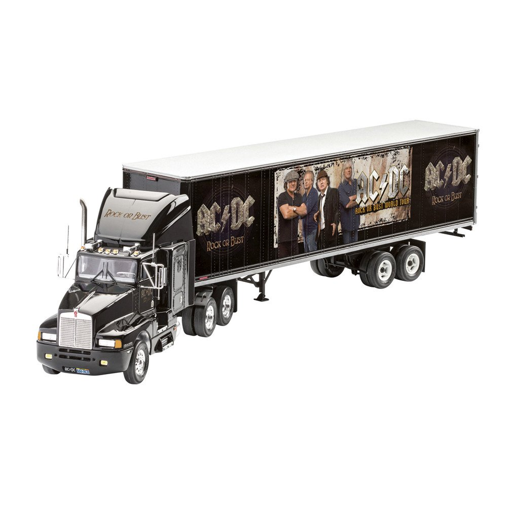 AC/DC - ROCK OR BUST TOUR TRACK MODEL KIT