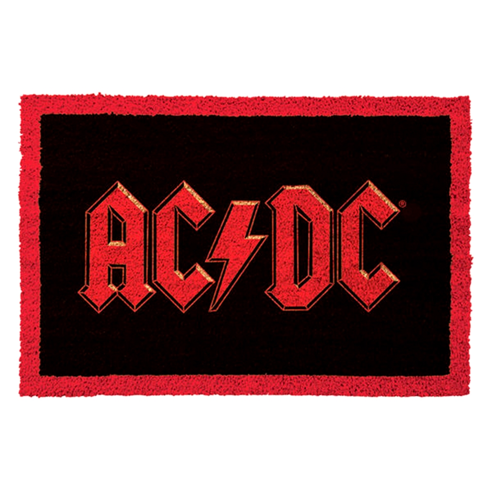 MERC - AC/DC LOGO OTIRAČ ZA CIPELE