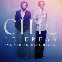 CHIC - LE FREAK 12INCH Single (rsd2019) SP