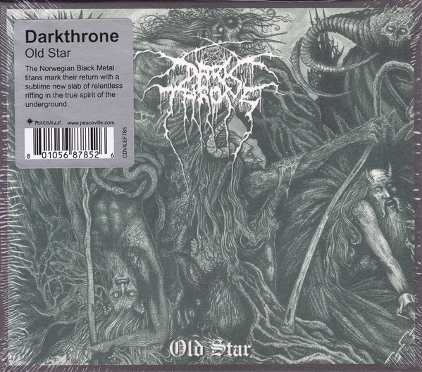 DARKTHRONE - OLD STAR...CD