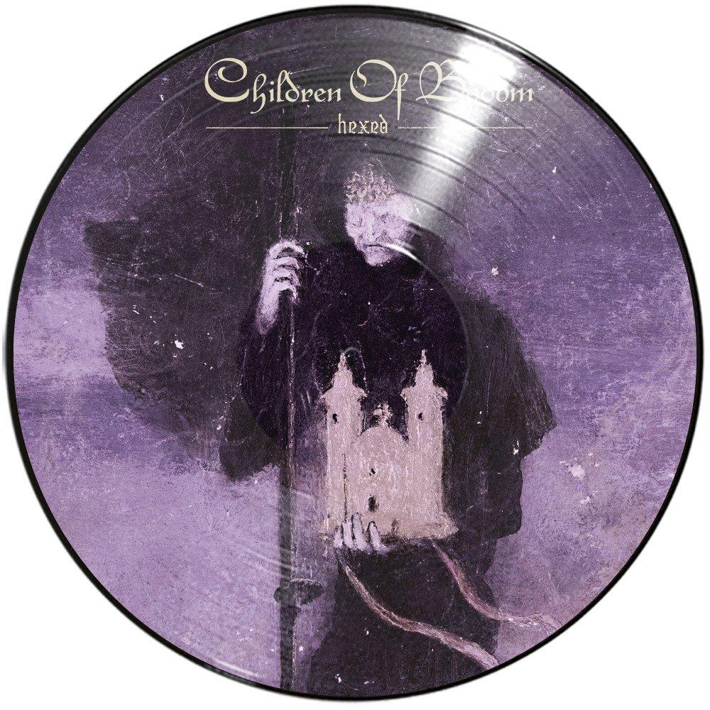CHILDREN OF BODOM - HEXED picture disc...LP