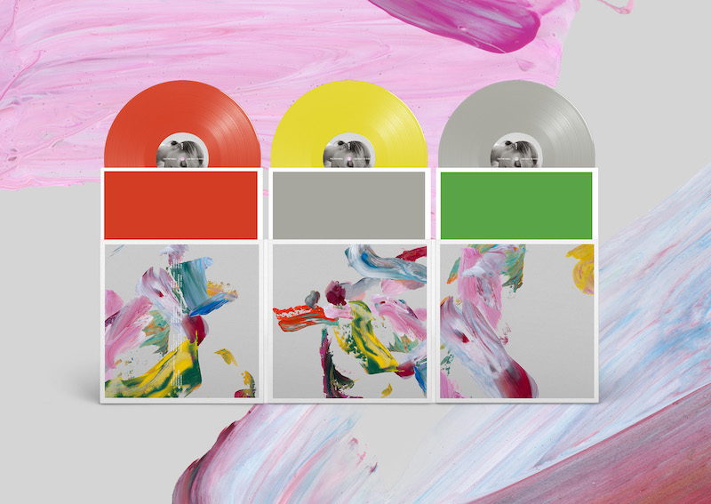 NATIONAL - I AM EASY TO FIND ltd. coloured vinyl...LP3