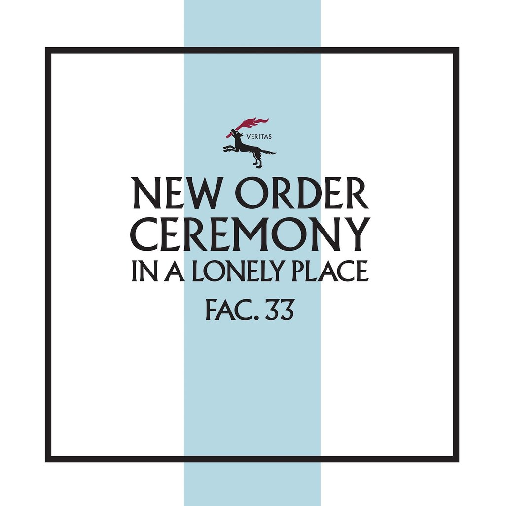 NEW ORDER - CEREMONY (version 2) 12INCH Single
