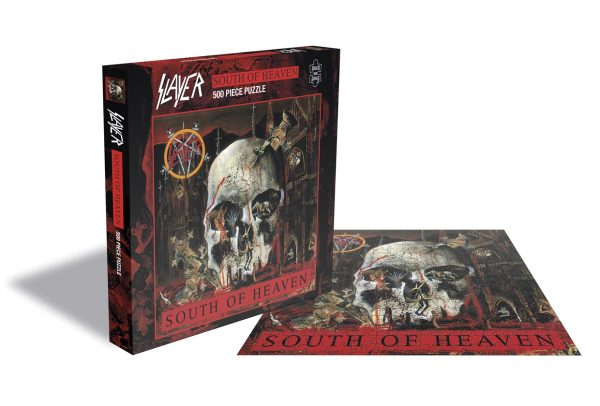SLAYER - SOUTH OF HEAVEN PUZZLE 500 PIECE