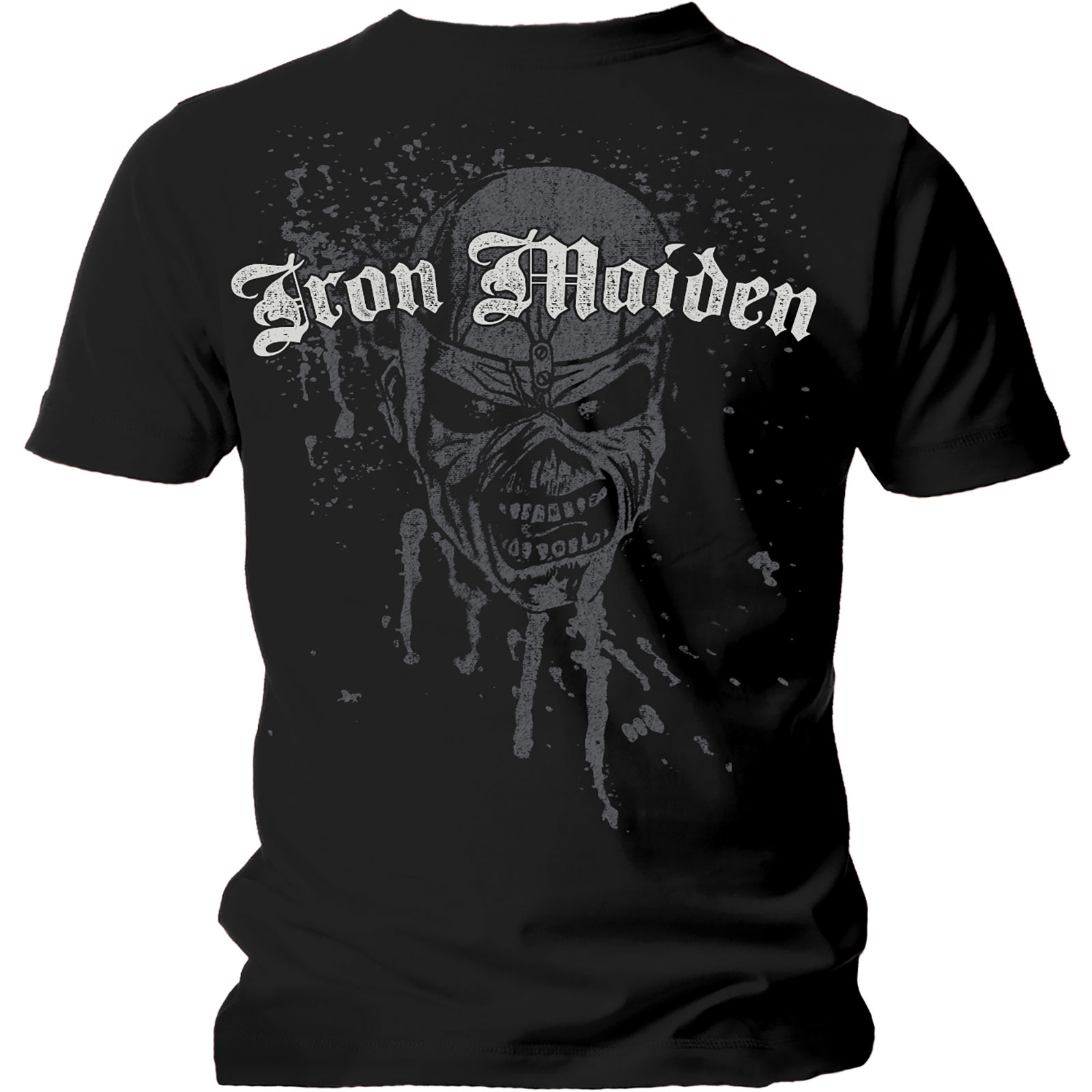 IRON MAIDEN - SKETCHED TROOPER...TS-XL