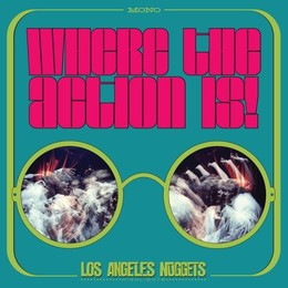 V.A. - WHERE THE ACTION ..(rsd 2019)...LP2