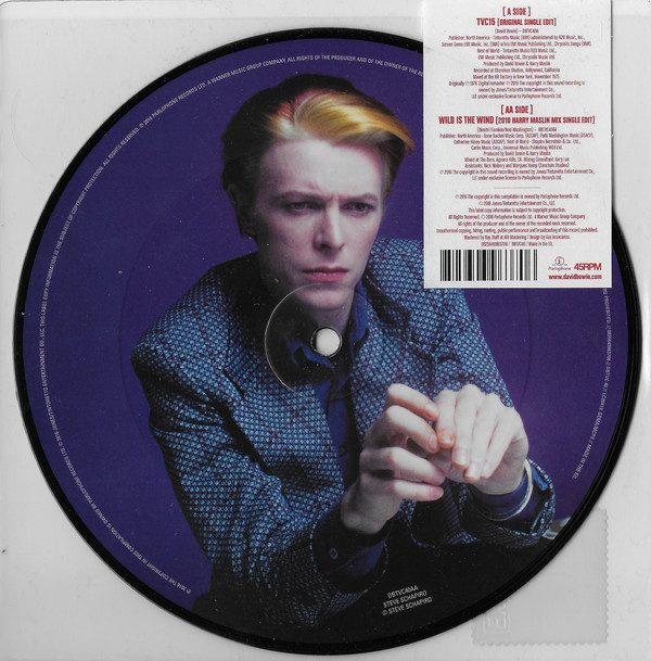 BOWIE DAVID - TVC15 Single