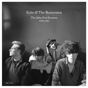 ECHO & THE BUNNYMEN - JOHN PEEL SESSIONS 79-83 LP2