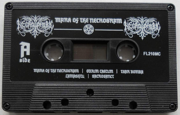NECROPHOBIC - MARK OF NECROGRAM...MC